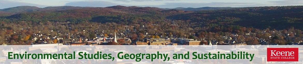 Environmental Studies, Geography and Sustainability at Keene State College