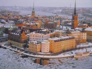 Stockhom, Sweden