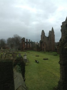 Arbroath Monestary